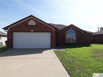 Killeen Single Family Home For Sale: 5610 Montrose Drive