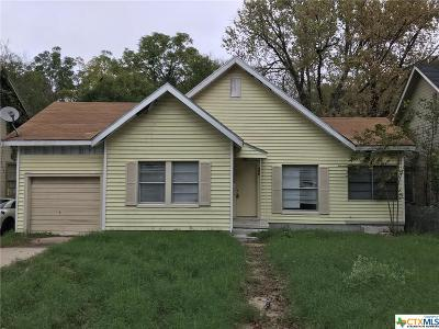 McLennan County Single Family Home For Sale: 505 N 35th Street