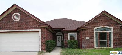 Nolanville Single Family Home For Sale: 109 Gehler Circle