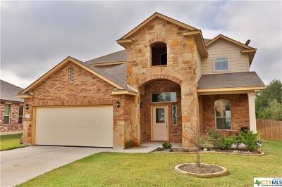 Killeen Single Family Home For Sale: 8902 Viewpark Lane