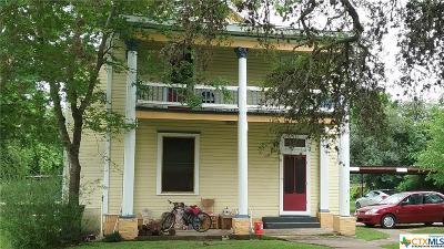 Seguin Multi Family Home For Sale: 311 E Live Oak