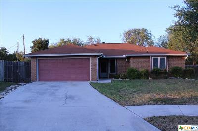 Killeen Single Family Home For Sale: 415 Baumann