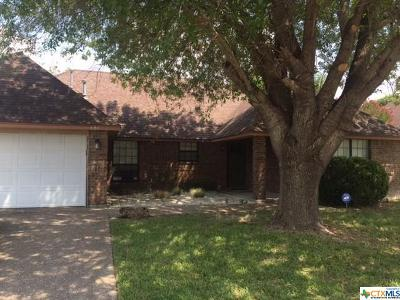 Harker Heights Single Family Home For Sale: 501 Sun Meadows Drive