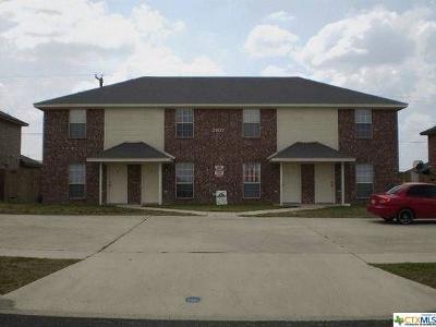 Killeen Multi Family Home For Sale: 3902 Gus