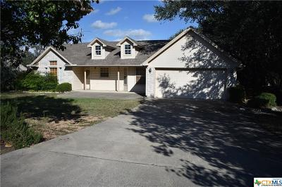 Lampasas Single Family Home For Sale: 47 Castleberry
