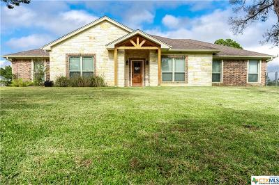 Coryell County Single Family Home For Sale: 256 Cr 323
