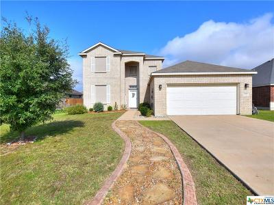 Killeen TX Single Family Home For Sale: $164,900