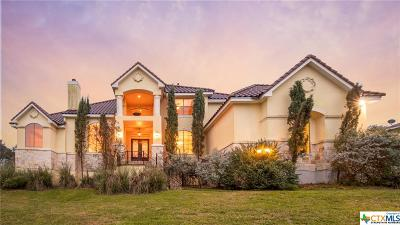 Garden Ridge Single Family Home For Sale: 8910 Tuscan Hills Drive