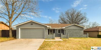 Killeen Single Family Home For Sale: 1408 Becker