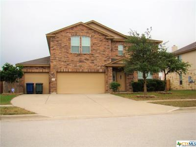 Copperas Cove Single Family Home For Sale: 2304 Scott Drive