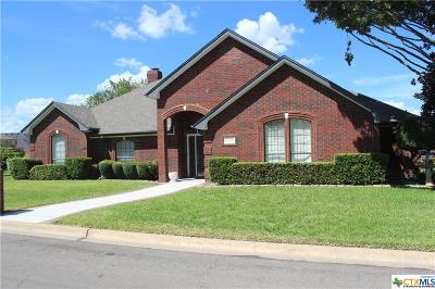 Killeen Single Family Home For Sale: 5005 Lakeshore Drive