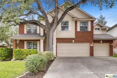 Cibolo Single Family Home For Sale: 109 Indigo Brush Drive