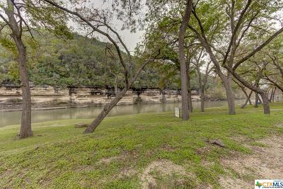 New Braunfels Condo/Townhouse For Sale: 540 River #105