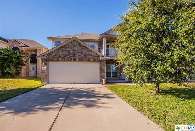 Killeen Single Family Home For Sale: 4502 Causeway Court
