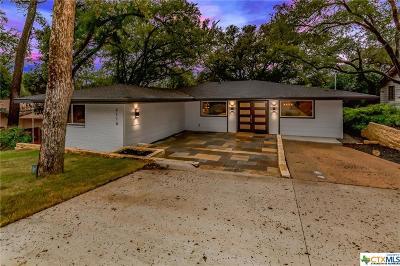 Single Family Home For Sale: 4116 Shoal Creek