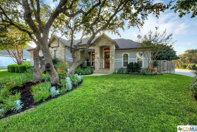 San Antonio Single Family Home For Sale: 18523 N Rustling Rdg