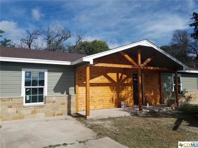 Lampasas Single Family Home For Sale: 413 W 6th