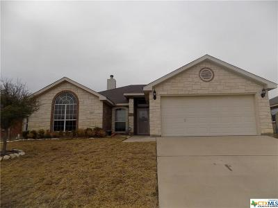Killeen TX Single Family Home For Sale: $136,350