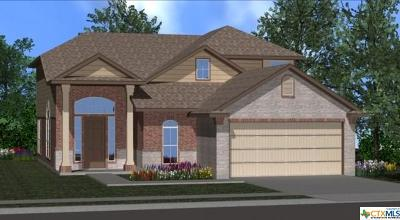 Harker Heights Single Family Home For Sale: 400 Stonewall Ridge
