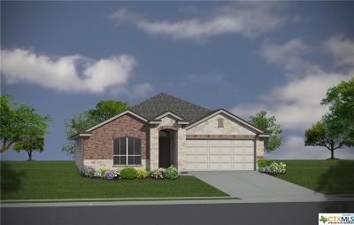 Harker Heights Single Family Home For Sale: 1309 Stonewall Ridge