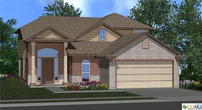 Harker Heights Single Family Home For Sale: 1306 Stonewall Ridge