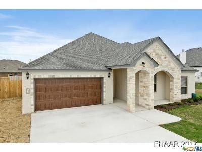 Temple TX Single Family Home Pending: $248,900