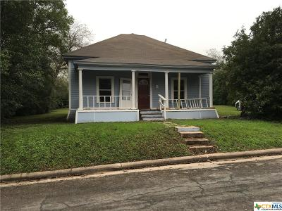 Temple, Belton Single Family Home For Sale: 314 S 24th
