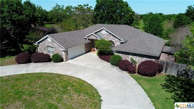Seguin Single Family Home For Sale: 1001 River Oak Dr