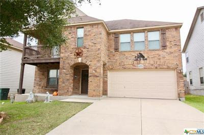 Belton, Temple Single Family Home For Sale: 8305 Sage Meadow