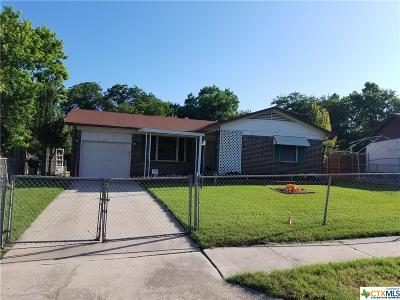 Killeen TX Single Family Home For Sale: $59,000