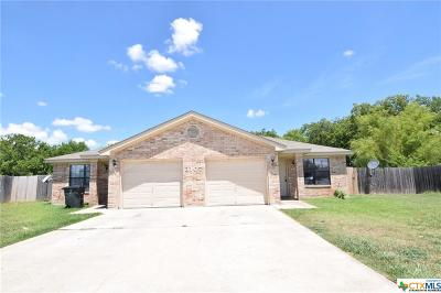 Killeen Multi Family Home For Sale: 3107 Denia Court