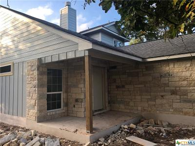 Wimberley Single Family Home For Sale: 10 Happy Hollow
