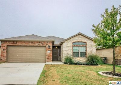 Temple, Belton Single Family Home For Sale: 8009 Redbrush