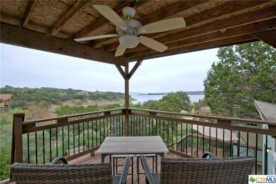 Canyon Lake Single Family Home For Sale: 4365 Morningside