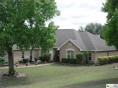 Seguin Single Family Home For Sale: 608 Rudeloff Drive