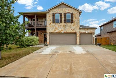 New Braunfels Single Family Home For Sale: 684 Peacock