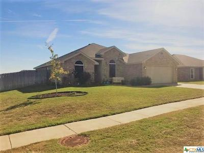 Killeen Single Family Home For Sale: 216 Viola Drive