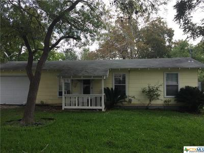 New Braunfels Single Family Home For Sale: 1008 Dunlap