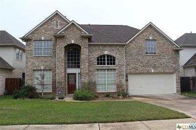 Austin Single Family Home For Sale: 15215 Calaveras Drive