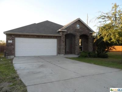 Belton, Temple Single Family Home For Sale: 732 Olaf