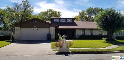 Killeen Single Family Home For Sale: 604 Bream Circle