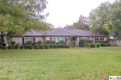 Belton, Temple Single Family Home For Sale: 3001 Hemlock