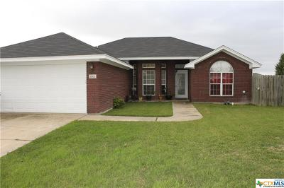 Killeen Single Family Home For Sale: 3906 Split Oak