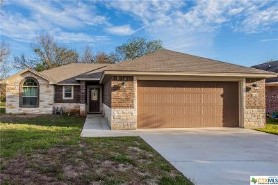 Belton Single Family Home For Sale: 1614 Shady Lane