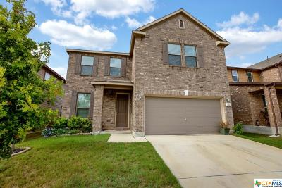 New Braunfels Single Family Home For Sale: 128 Bass Ln