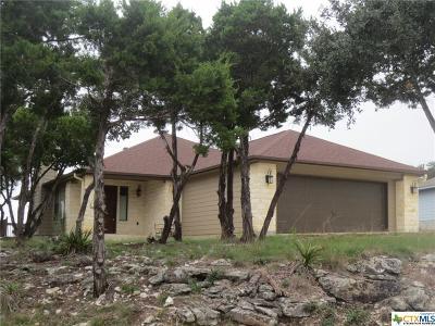 Canyon Lake Single Family Home For Sale: 111 Ross's Ridge
