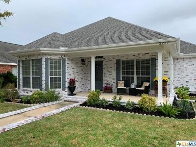 New Braunfels Single Family Home For Sale: 2227 Gruene Lake Drive