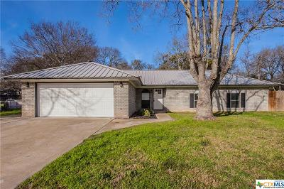 Belton Single Family Home For Sale: 92 Pecan