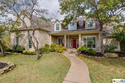 Belton, Temple Single Family Home For Sale: 128 Via Valle