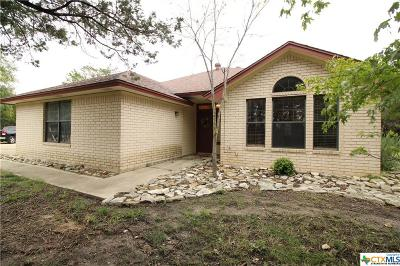 Kempner Single Family Home For Sale: 743 County Road 3364